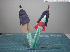 Fonte/Source:  http://origamijapandiagramas.blogspot.com/2009/02/continuacao.html