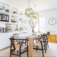 Decorated Dining - 10 Decor Lessons From Our Most Liked Instagrams - Photos