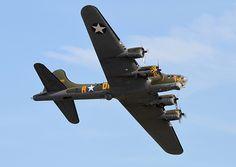 "B-17 Flying Fortress - ""Memphis Belle""."