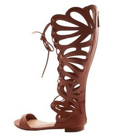 Breckelles Women's Gladiator Sandals - These are great and I'm always getting complemented on them.