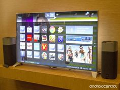 Philips' new Android powered TVs bring gaming, Google Play to your living room