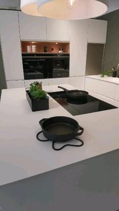 Kitchen Room Design, Modern Kitchen Design, Interior Design Kitchen, New Kitchen Inspiration, Kitchen Ideas, Kitchen Cabinet Styles, Kitchen Cabinets, Building Plans, Building A House