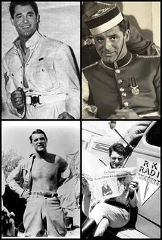 """Cary Grant in """"Gunga Din"""", (1939) Behind the Scenes"""