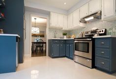 How to paint Kitchen cabinets, Scott McGillivray.  Use alkyd paint or chalk paint