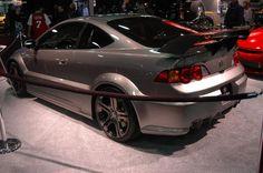 Acura RSX Acura RSX Concept Detroit – Top Car Magazine