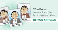Chaque thème WordPress est livré avec des vues par défaut pour afficher vos articles. Vous remarquerez assez vite qu'en fonction du thème, ce n'est pas toujours le top et que ces pages statiques ne sont pas modifiables telles quelles. Alors, comment procéder ? Site Vitrine, It Works, Articles, Comics, Blog, Wordpress Theme, Bookstores, Blogging, Cartoons