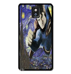Superman Flying Starry Night Samsung Galaxy S3 S4 S5 Note 3 Case