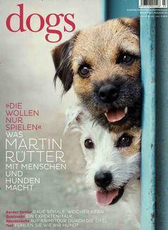 So süße Hundis ;) Gefunden in: Dogs Nr. 3/2014