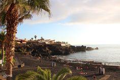 Atardecer desde Playa de La Arena I