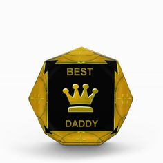 Best Daddy Acrylic Award by elenaind