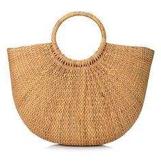 Shop a great selection of Woven Straw Bags Summer Beach Tote Bag Women. Find new offer and Similar products for Woven Straw Bags Summer Beach Tote Bag Women. Summer Tote Bags, Summer Handbags, Straw Handbags, Beach Tote Bags, Tote Handbags, Cheap Handbags, Straw Beach Tote, Straw Tote, Satchel