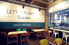 "korea interior design studio ""merci'm""  2012 work  ""cafe onee""  http://blog.naver.com/kinostar"