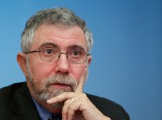 KRUGMAN: It's looking more and more like the election was swung by the FBI in virtual 'alliance with Putin'