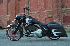 2008 ROAD KING UNLUCKY # 13 | Gastonia Used Motorcycles for Sale | The Bike Exchange