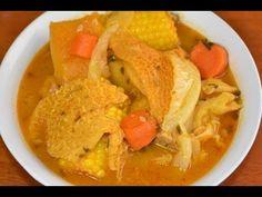 sopa de mondongo nicaraguense en http://www.cocinemosjuntos.com