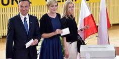 Prezydent Polski z rodziną