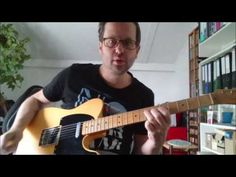 5 Essential Country Guitar Licks in A (WITH TABS!) - GUITAR LESSON #2