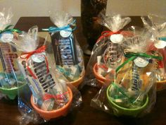 Baby shower game gifts This is great. So easy and inexpensive!