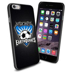 MSL SAN JOSE EARTHQUAKES Soccer Club, Cool iPhone 6 Case Collector iPhone TPU Rubber Case Black Phoneaholic http://www.amazon.com/dp/B00T9SK176/ref=cm_sw_r_pi_dp_5k3nvb0K5VSYB
