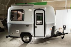 If you camp in B. you've likely heard of Boler trailers. Launched in Winnipeg in this year marks the anniversary of this iconic trailer that was in production until Scamp Camper, Scamp Trailer, Small Camper Trailers, Casita Camper, Camper Trailer For Sale, Vintage Campers Trailers, Trailers For Sale, Vintage Caravans, Rv Campers