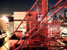 Dark Roasted Blend: Bladerunner Tokyo (in Large-Format Photography)