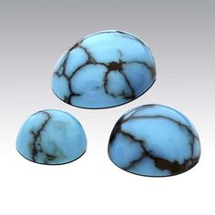 Egyptian Turquoise 10 x Oval Cabochon Rio Grande Jewelry, Latest Jewellery, Saturated Color, Turquoise Stone, Jewelry Making Supplies, Ranges, Daily Wear, Jewelry Findings, Precious Metals