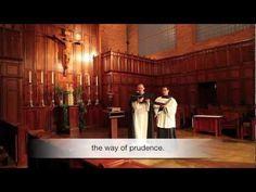 """The """"O Antiphons"""": O Sapientia (O Wisdom) - YouTube"""