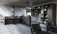 Dream Design Interiors - Luxury Kitchens, Bathrooms, Bedrooms & Home Modern Furniture Stores, Kitchen Furniture, Küchen Design, House Design, Cuisines Design, Luxury Kitchens, Rustic Kitchens, Bungalows, Interior Design Studio