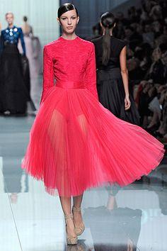 Christian Dior F/W 12.13 Paris