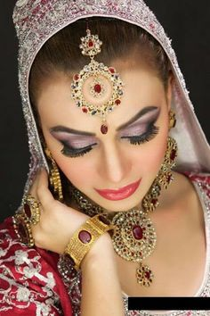 olxfashion: New Stylish Jewellary Collection For Brides 2014