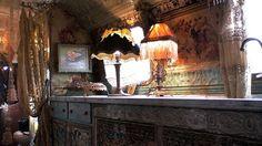 Bohemian Valhalla: Magnolia Pearl Airstream Dream Machine - gipsy wagon - interior