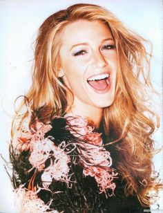 Blake Lively, just discovered her..