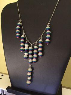 dangles necklace PLA di Kekedesig su Etsy