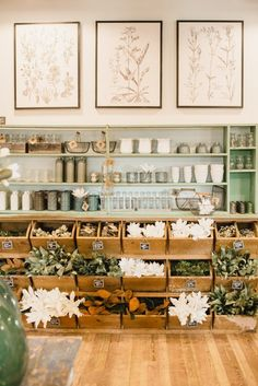 So many pretty things at Magnolia Market at the Silos... a Joanna and Chip Gaines store.