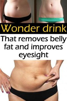 Wonder Drink That Removes Belly Fat And Improves Eyesight #WonderDrinkThatRemovesBellyFatAndImprovesEyesight