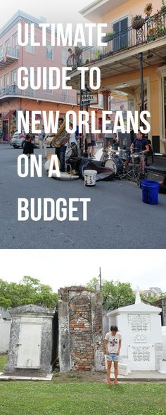 How to Visit New Orleans on a Budget // Local Adventurer #SouthAmericaTravelNewOrleans