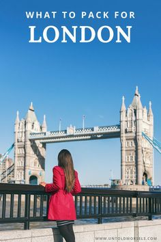 Packing list for London - use our ultimate London packing list for your trip to London. Includes essential items plus capsule wardrobe Ultimate Packing List, Packing List For Travel, Europe Travel Tips, Travel Guides, Packing Lists, Packing Tricks, Europe Packing, Traveling Europe, Backpacking Europe