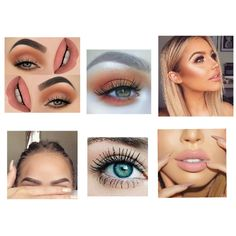moodboard på en dag makeup