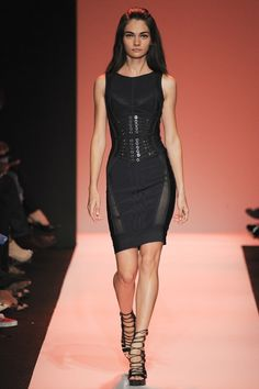 Herve Leger by Max Azria S/S 2015 RTW