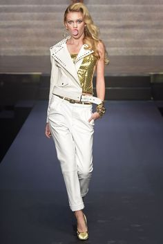Jean Paul Gaultier RTW Spring 2015 - Slideshow - Runway, Fashion Week, Fashion Shows, Reviews and Fashion Images - WWD.com