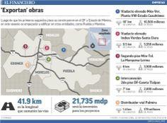 El Plan Nacional de Infraestructura destinará 21,735 mdp en la construcción de 5 nuevos pisos. 30/04/2014