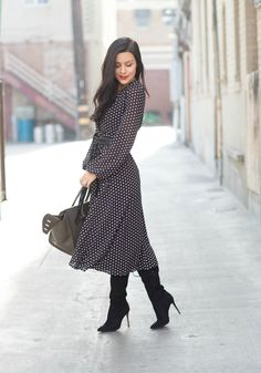 The Most Flattering Dress Style Ever