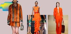 Orange S:S 2016 Trend Report Preen