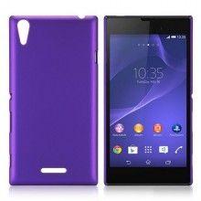 Carcasa Sony Xperia T3 Ultra Slim Violeta S/. 20.00