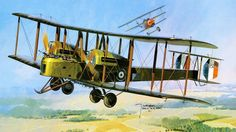 Vickers Vimy Bomber