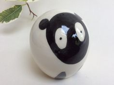 Handmade pottery sheep. £19.50 #folksyfriday