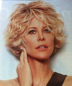 Meg Ryan…adorable….and I LOVE this cut!