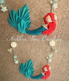 Ariel Limited Edition Version Polymer Clay