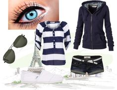 day with thegirls, created by mjsterby on Polyvore