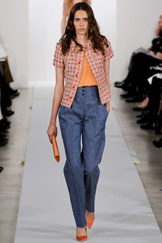 Oscar de la Renta Pre-Fall 2013 - Review - Fashion Week - Runway, Fashion Shows and Collections - Vogue